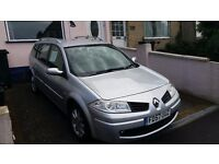 Reliable Renault Megane Estate for sale