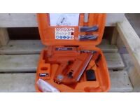 paslode im350 nail gun, fully refurbished,