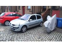 Renaul clio 1.2 04 plate (75) no time wasters