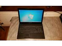 Acer intel core i5 6gb ram 750gb hhd webcam hdmi laptop excellent condition all working