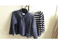 BUNDLE OF BOYS JUMPERS (12 ~ 18 months)