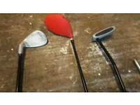 Golf clubs free