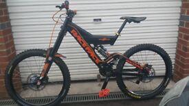 Custom Built Downhill / Freeride Bike