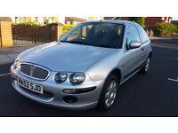 Rover 25 53 plate 12 months mot 1 owner