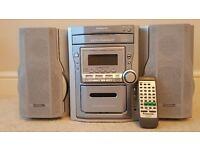 Panasonic 5 CD Stereo