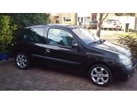 Renault Clio 1.2 16v Extreme 3dr 2002 Good car for first time drivers