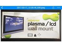 Universal plasma/lcd TV wall mount