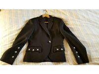Mens formal kilt jacket 38R