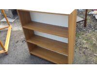 Open small bookcase