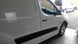 2013 Peugeot Partner 1.6HDI NOT Berlingo Combo