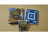 PS3 Book of Spells and Book of Potions games