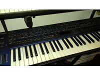 Novation Supernova Synthesiser keyboard, 5 octave, hardly ever used, for sale