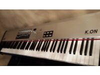 Roland Sound Canvas P55 Piano Module PLUS Large 88 Piano Key Midi Keyboard