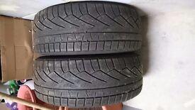 snow/winter tyres, 205/55 R16 91H