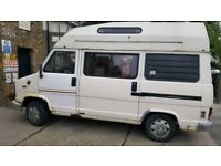 TALBOT EXPRESS CAMPERVAN PARTS BREAKING