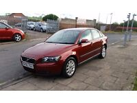 Volvo S40 1.6 S 4dr FULL SERVICE HISTORY