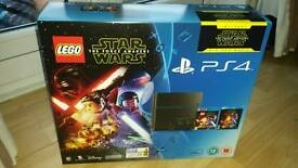 Sony ps4 500gb lego star wars bundle NEW