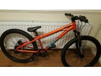 Mongoose Fireline Jump Bike As New