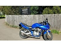 Suzuki bandit GSF 600 S - Good runner - Well maintained
