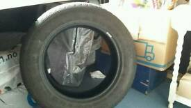 4 x tyres