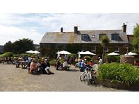 Talented Sous chef required at the Portelet Inn, Jersey