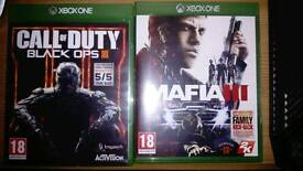 X box one games