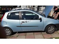 FIAT PUNTO GREAT FIRST CAR