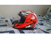 Kiwi K 300 helmet, Very good condition. ( SMALL )