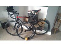 Boardman cyclocross bike xl
