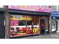Established Fast Food Takeaway Business For Sale - High End Didsbury Location - Near Parrswood