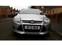 2012 Ford Focus 1.6 TDCi Edge 5dr Drives great. Hpi Clear