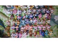 littlest pet shop bundle of figures