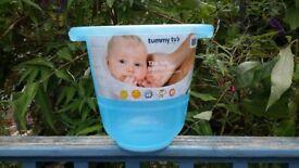 Tummy Tub baby bath, great condition