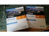 CCEA AS Geography Student Study Guides 1 & 2
