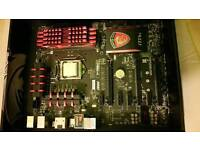 i7 4770k bundle Gigabyte Gaming 7 Z97, Ripjaws 16GB swap MSI GTX 1070 Gaming X