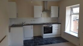 One bed flat to rent, newly decorated