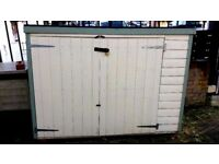 Wooden Shed Perfect Condition