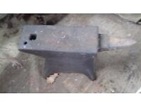 Blacksmith Anvil looking for new home. Very heavy