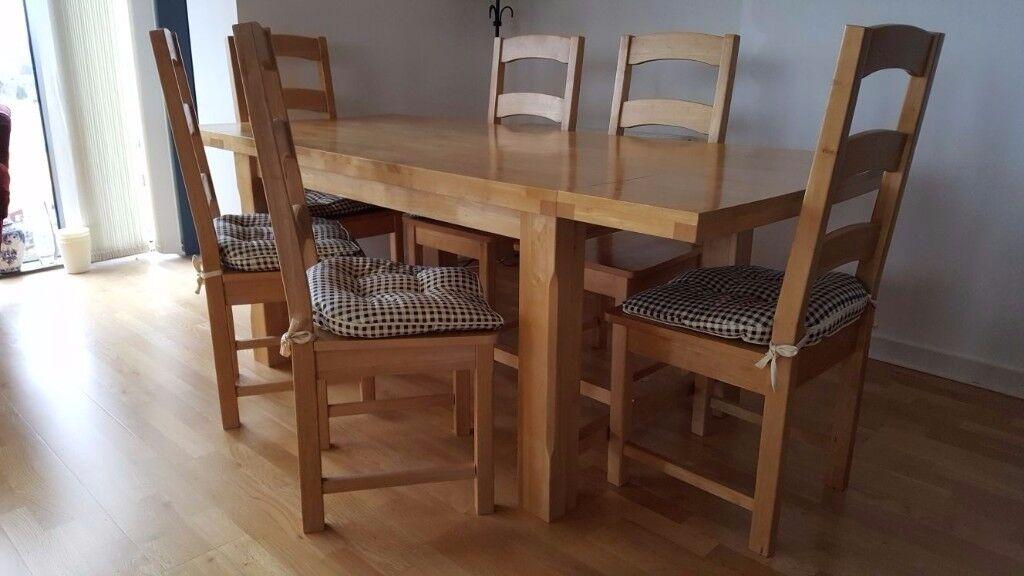 Pine Kitchen Chairs Glasgow