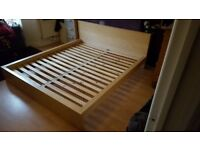 IKEA super king size bed for sale!!