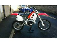 Honda CR250 not (RM,YZ,KX,KTM)