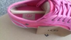 Genuine UGG Trainers Pink Size 12 and 2