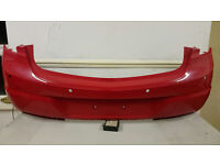 GENUINE VAUXHALL ASTRA K 2016 REAR BUMPER WITH PARKING SENSORS 13425478 REF: A14