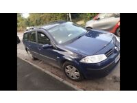 great car with lots of MOT still. Priced to sell quickly dues to new car