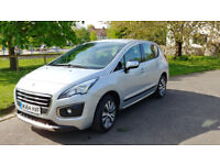 2014 - Peugeot 3008 1.6 HDi FAP Active 5dr - Good condition
