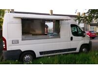 Converted Citroen Relay for sale