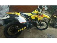 Rm 250 not cr yz kx ktm put bike quad