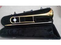 Yamaha YSL354 tenor trombone