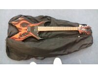 BC Rich Electric Guitar for sale  Birchgrove, Swansea