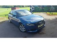 Audi A4 2008 tdi LED headlights,SATNAV,6CD player